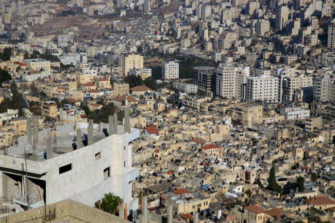Aerial-of-Nablus