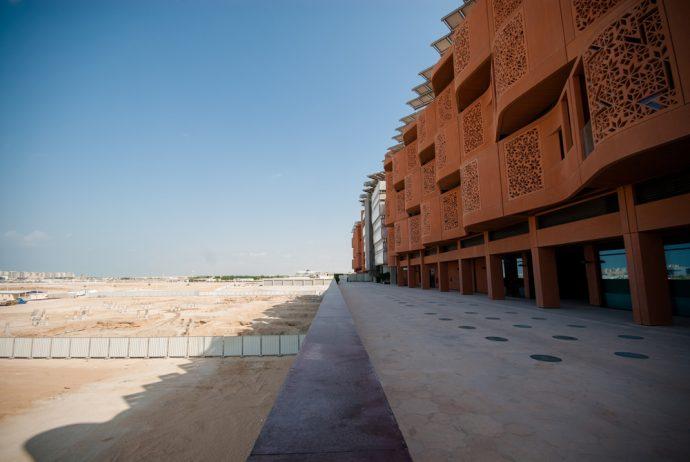 Essay about masdar city
